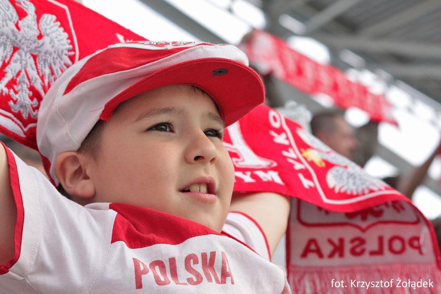 Polish football fan by kinio2000