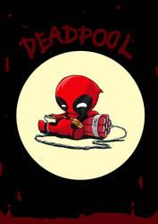 deadpool by chiruruzuhenu