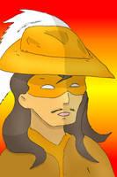 Captain Orange by OuroborosI