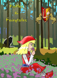 Elfia Fables and Fairytail by OuroborosI