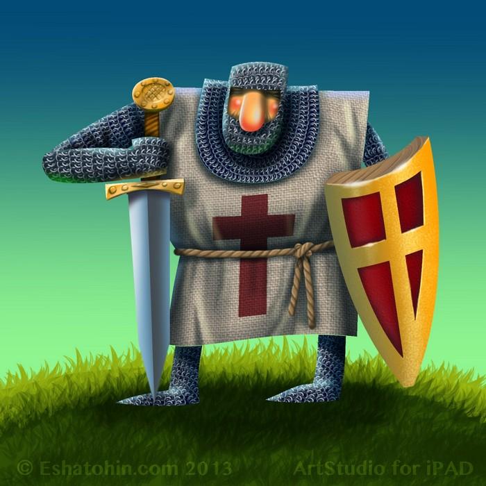 Crusader by shatos