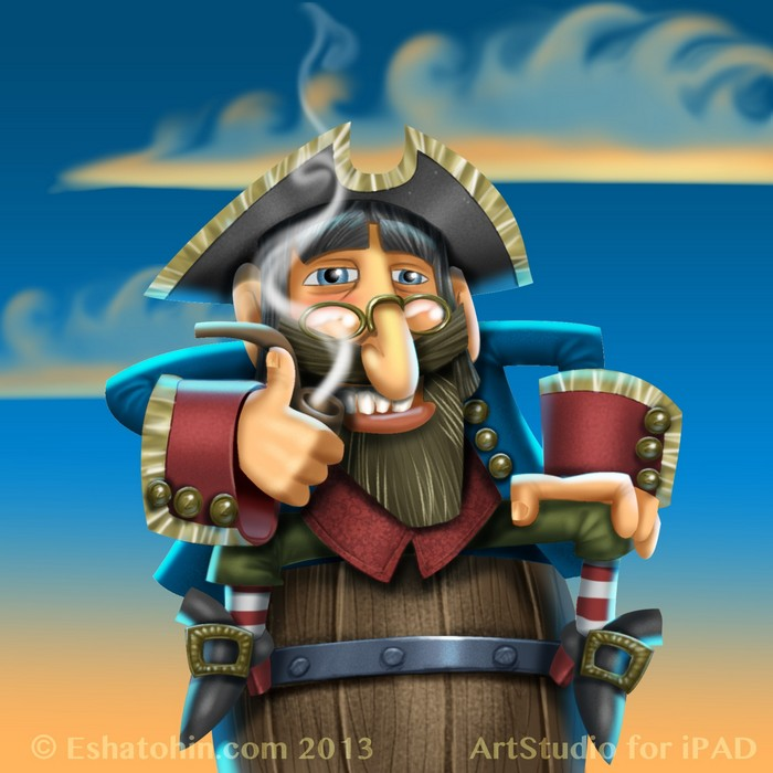 Pirate by shatos