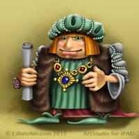 Nobleman medieval