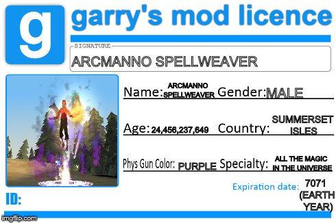 Gmod Licence