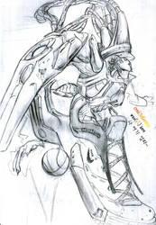 Starcraft: Just Do It... man by CrabTasterMan