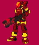 Spitfire Overwatch OC