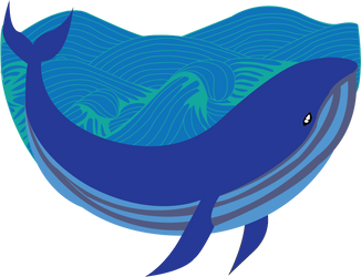 Whale by PixelMadnesss