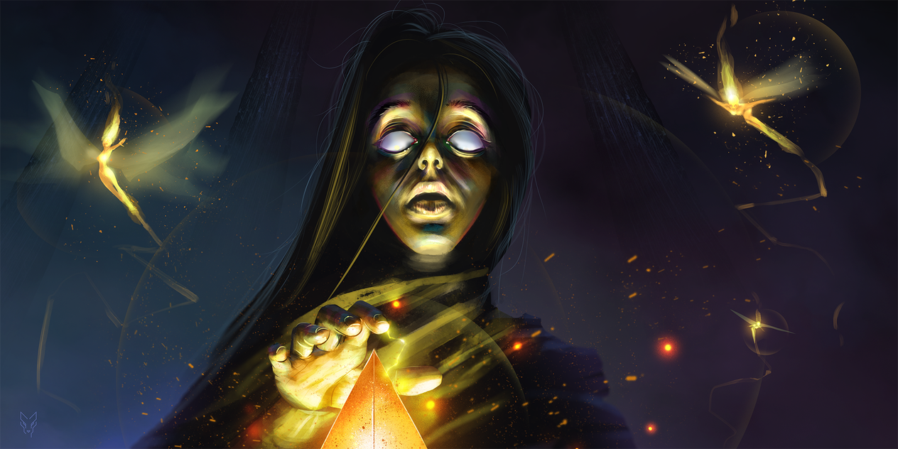 Ghoul's Curiosity 2 by RabidBlackDog