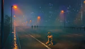 Cyberpunk speed