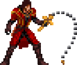 Gabriel Belmont Sprite by e105beta