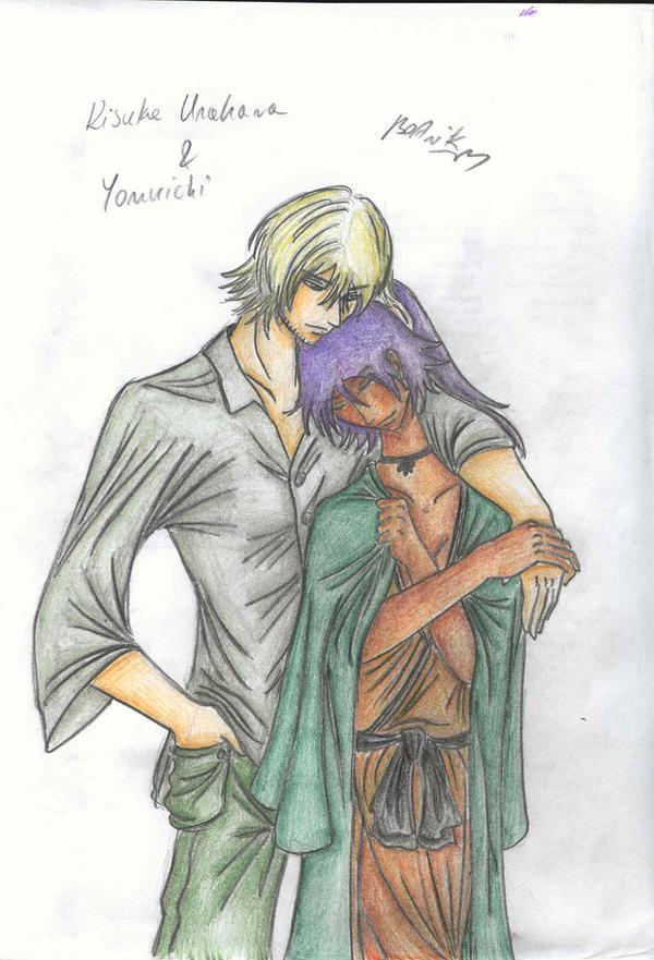 kisuke urahara and yoruichi shihouin relationship help
