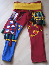 Kefka Pants by CelL1337