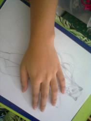 My Sock Hand 03 by Khryseoi