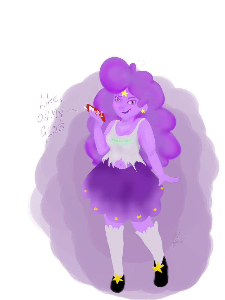 LSP by colourfulcatastrophe