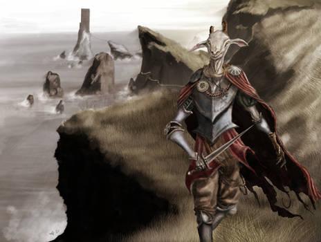 Goat Knight
