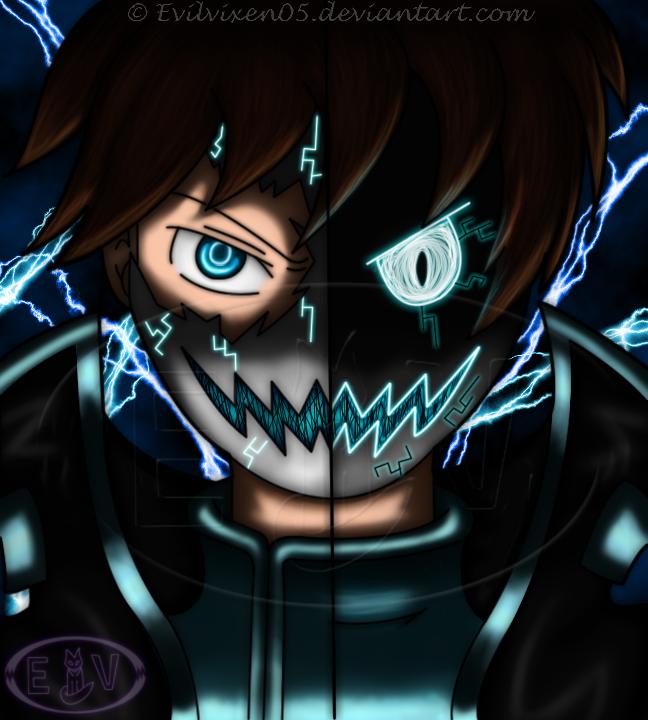 Virus vs Echo!Virus by EvilVixen05