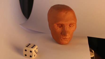 Clay Head by JuriKnauth