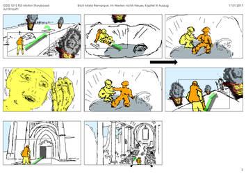 Storyboard, Im Westen nichts Neues Page 2