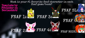 Fav FNAF characters