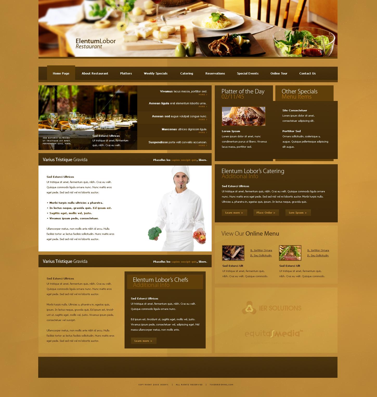 Restaurant layout by ikegfx on deviantart