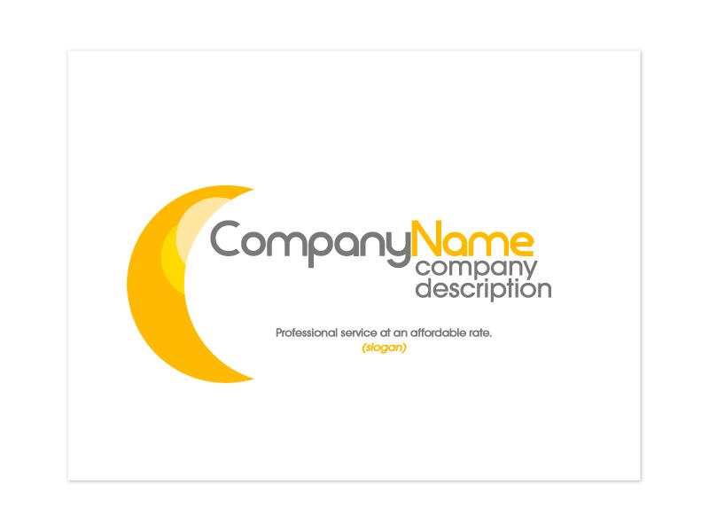Company Logo 4 by IkeGFX