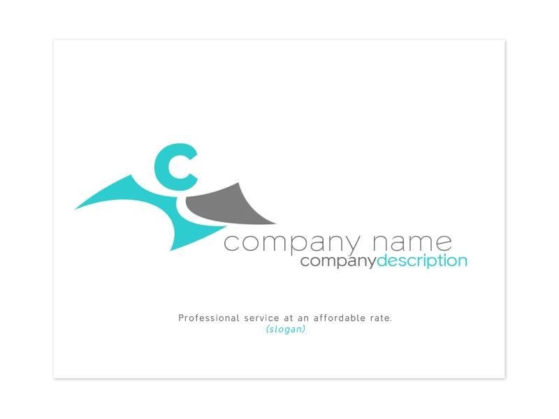 Company Logo 8 by IkeGFX
