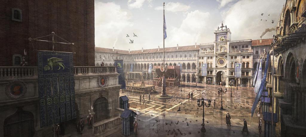 """[OoC] """"Piazza San Marco"""" San_marco_piazza_by_gillesbeloeil-d66c0wo"""
