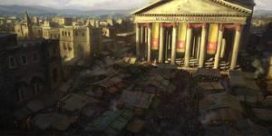 Pantheon-Market