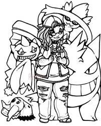 Pokemon Ghost -- Redo by the-peche