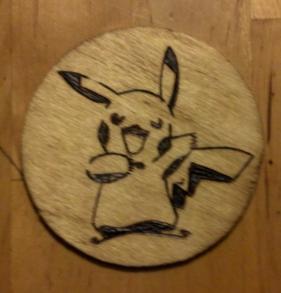 Pikachu! by bizmiard