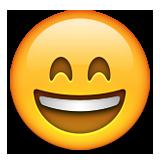 :Emoji Smiley-01: by XxcoloredxX