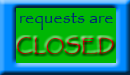 requests are closed sign by Jo-walter14