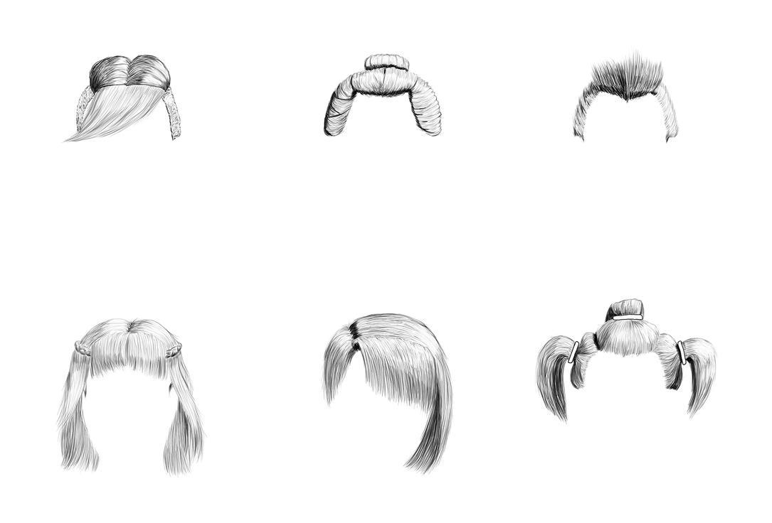 Training Hair - Treinando Cabelos by jowcordeiro
