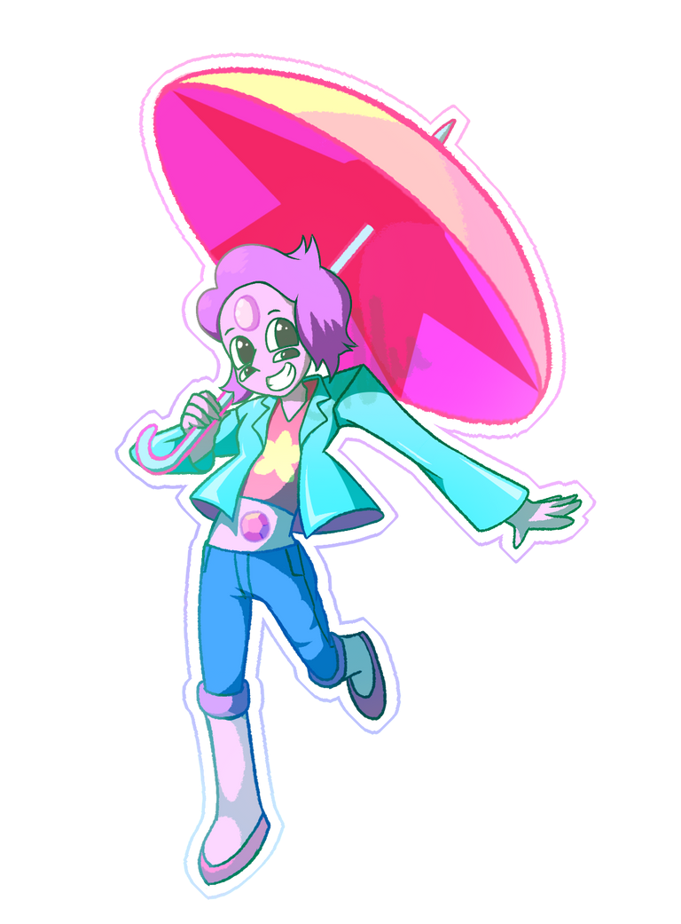 The latest episode of Steven Universe was some good stuff! A bit rushed, but nonetheless good! I love Rainbow Quartz 2.0's design the most out of the new fusions except maybe Obsidian, but my...