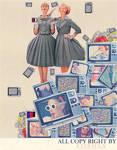 TV . collage .