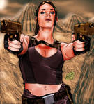Lara Croft version 2