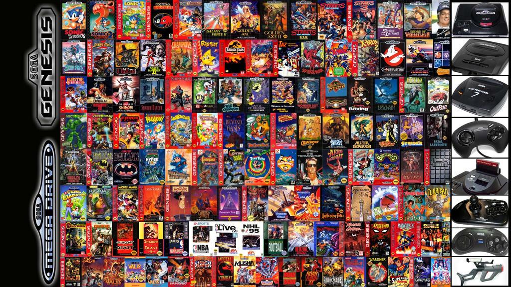 Best genesis games