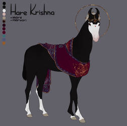 Hare Krishna SOLD