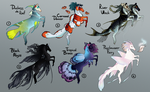 Hippocampus adopt pack [1/6 OPEN] by marnah