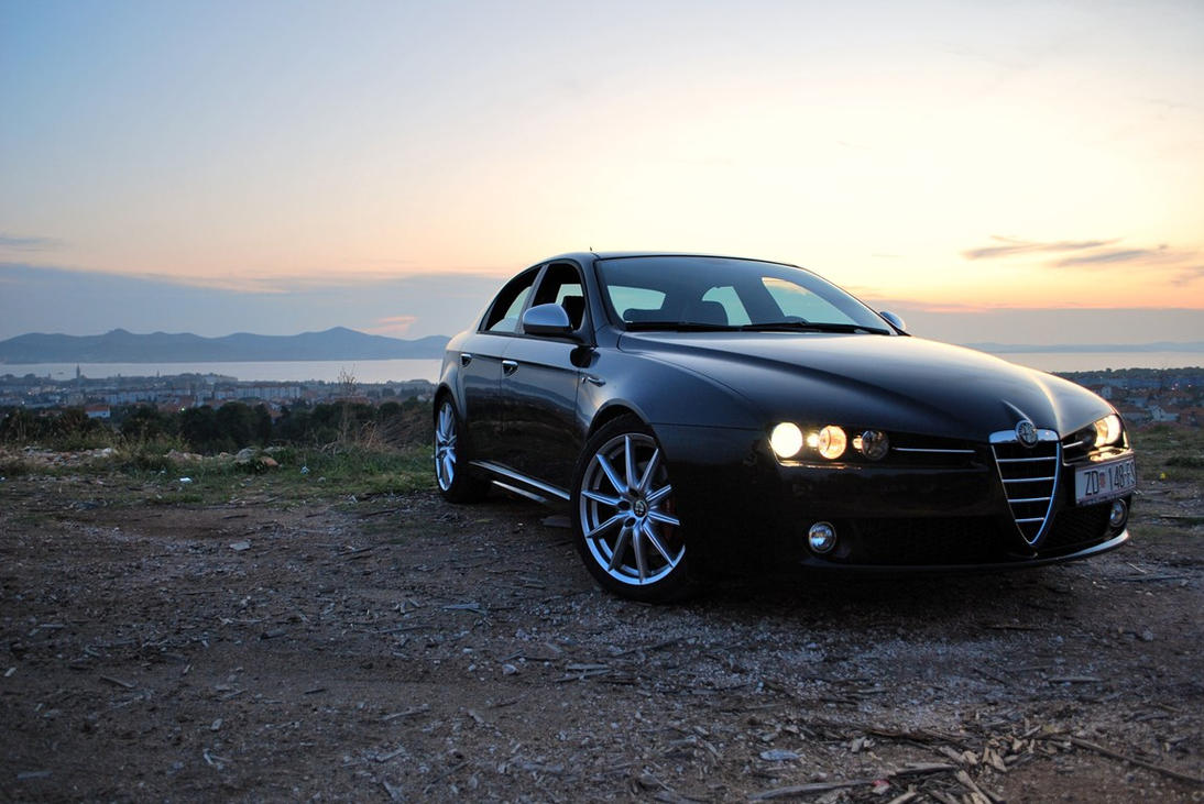 Alfa Romeo 159Ti by ~MafiaManV