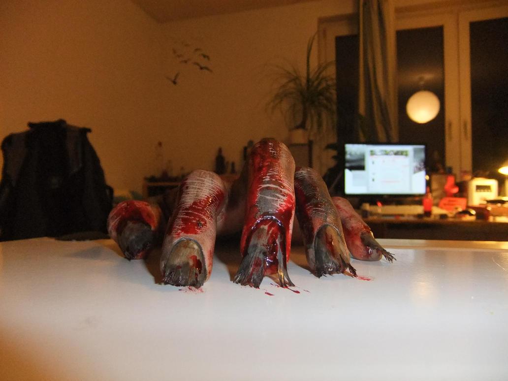 Creeping death by GargamelsCat