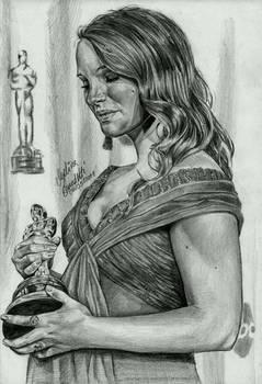 Natalie Portman's first Oscar