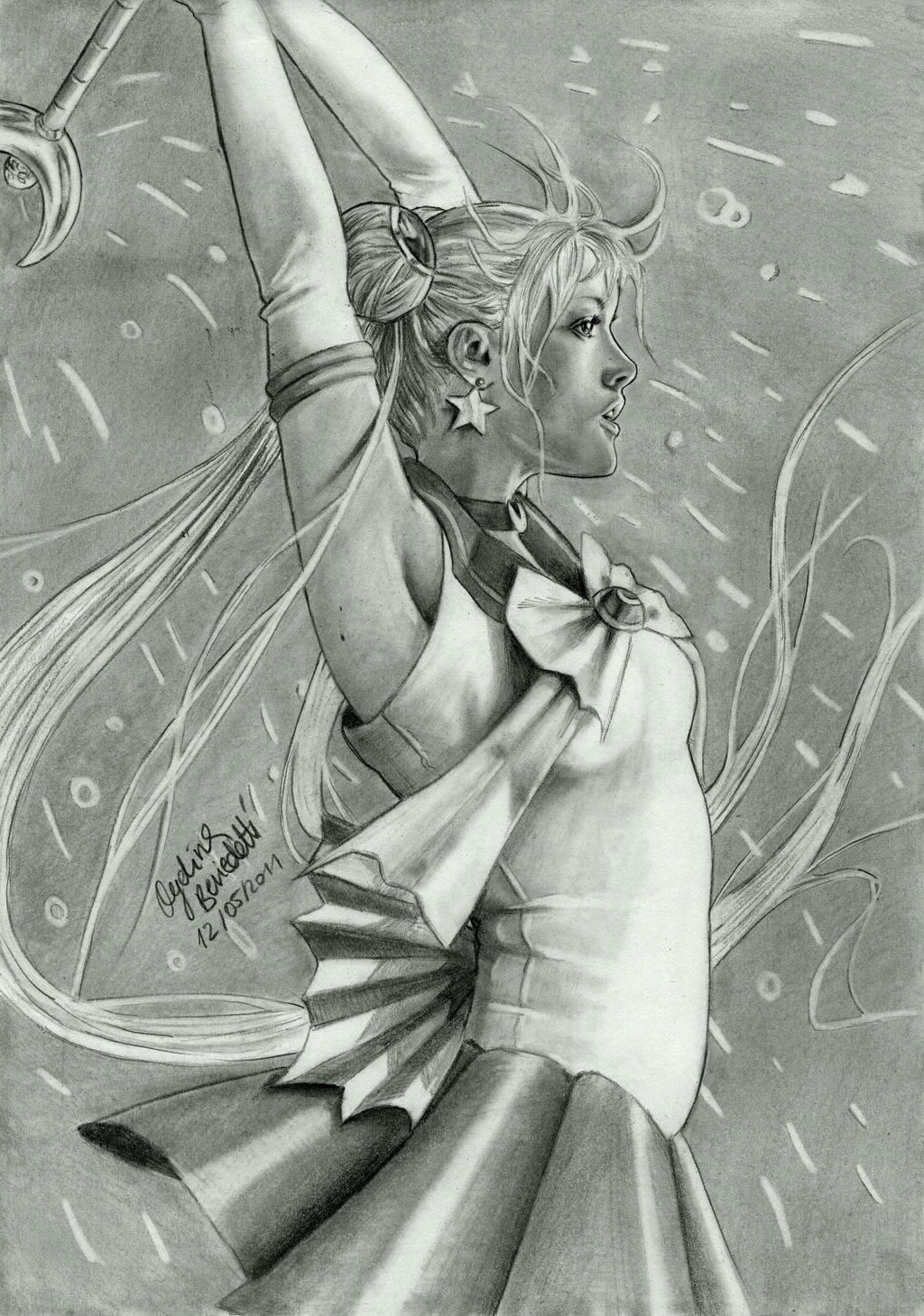 Realistic Sailor Moon? Sailor_moon_graphite_real_by_angelinabenedetti-d3g6cu2