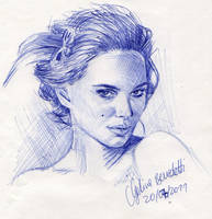 Natalie Portman Project by AngelinaBenedetti