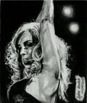 Lady Gaga- Graphite