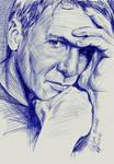 Harrison Ford Ballpoint Pen