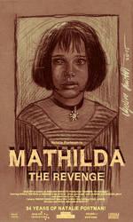 Drawing Mathilda Movie Poster