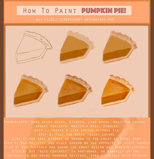 PumpkinPie Tutorial!