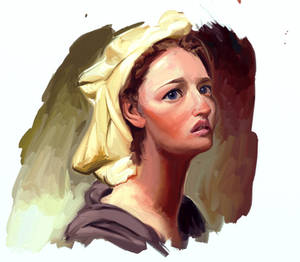 Painterly Study
