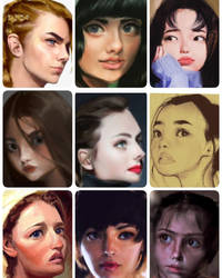 Face Your Art Challenge